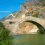 Sicilia, sott'acqua un ponte del Trecento