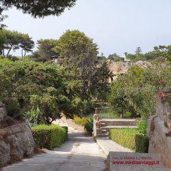 Il Giardino dell'impossibile di Villa Margherita a Favignana